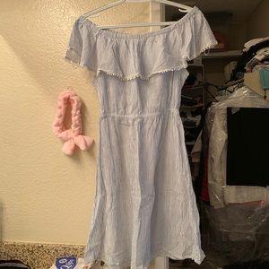 Beach Dress (I'm size XS-S, but 8 fits okay)